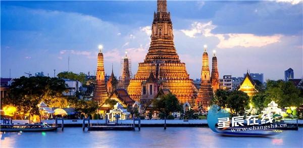 开店泰国风景图片大全