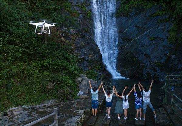 带上无人机去浏阳,来一次飞越之旅