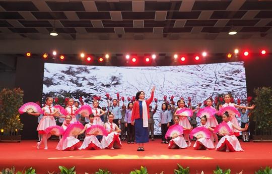 """湖南省举行未成年人""""我和我的祖国""""主题教育活动"""