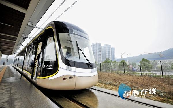 """中国通号100%低地板五模块有轨电车""""发货"""" 古城天水将迎新型轨道交通"""