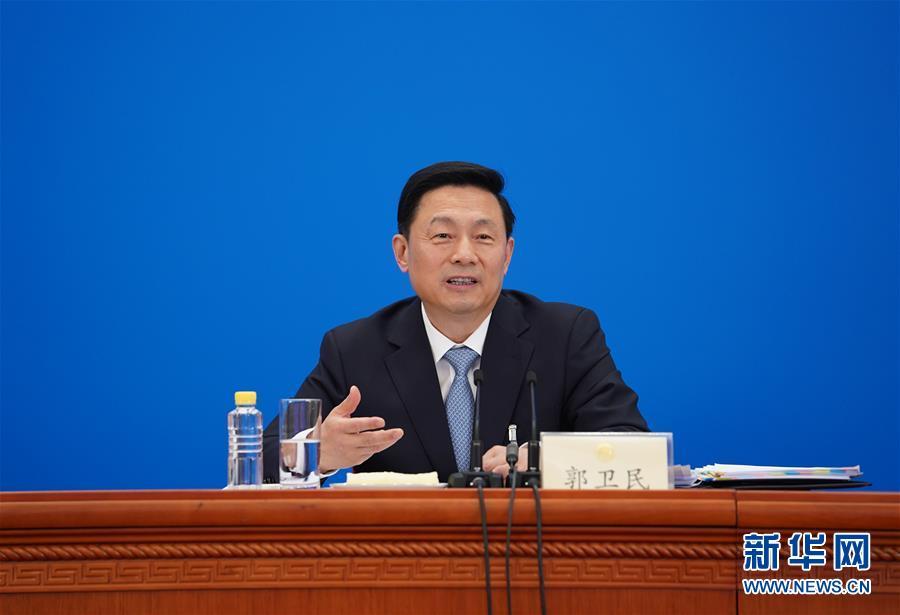 (两会)(1)全国政协十三届三次会议举行新闻发布会