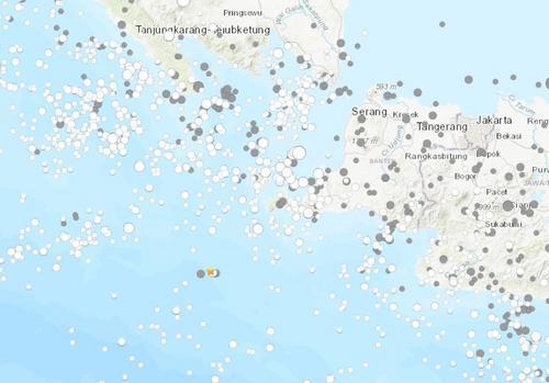 印尼爪哇岛海域发生7.4级强震或引发3米高海啸