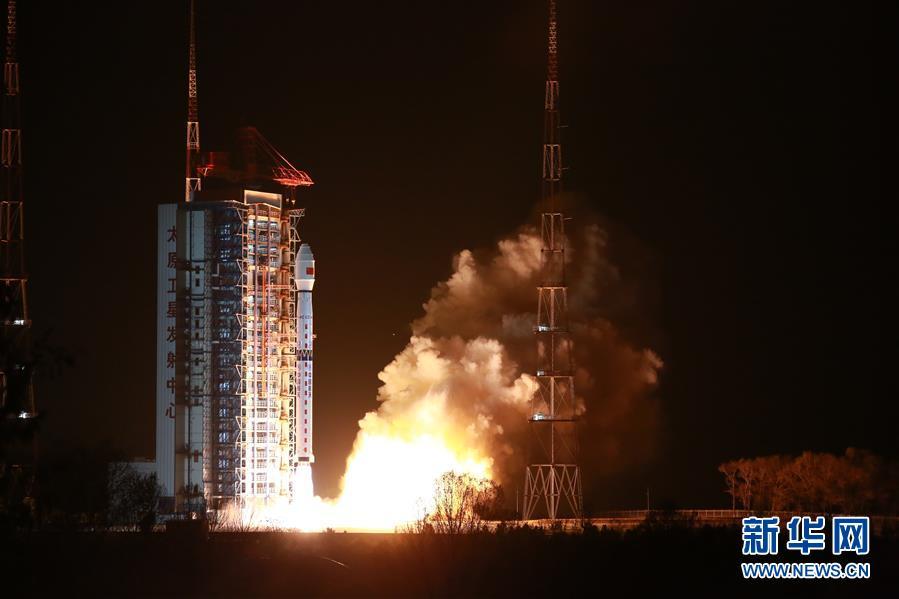 (科技)(1)我国成功发射高分十号卫星
