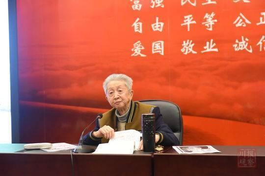 著名诗人、作家、学者流沙河因病去世 享年88岁
