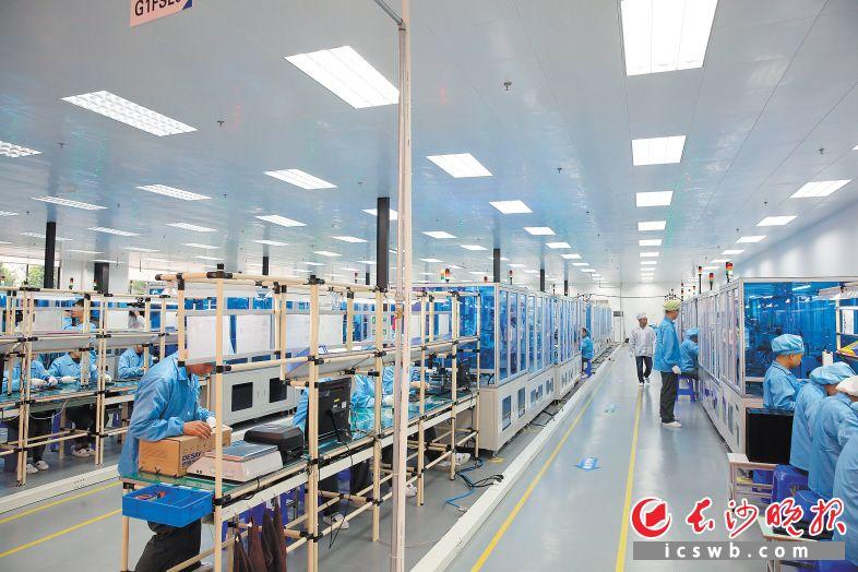 4月23日,德赛电池正式开工运营,距签约仅4个月时间。