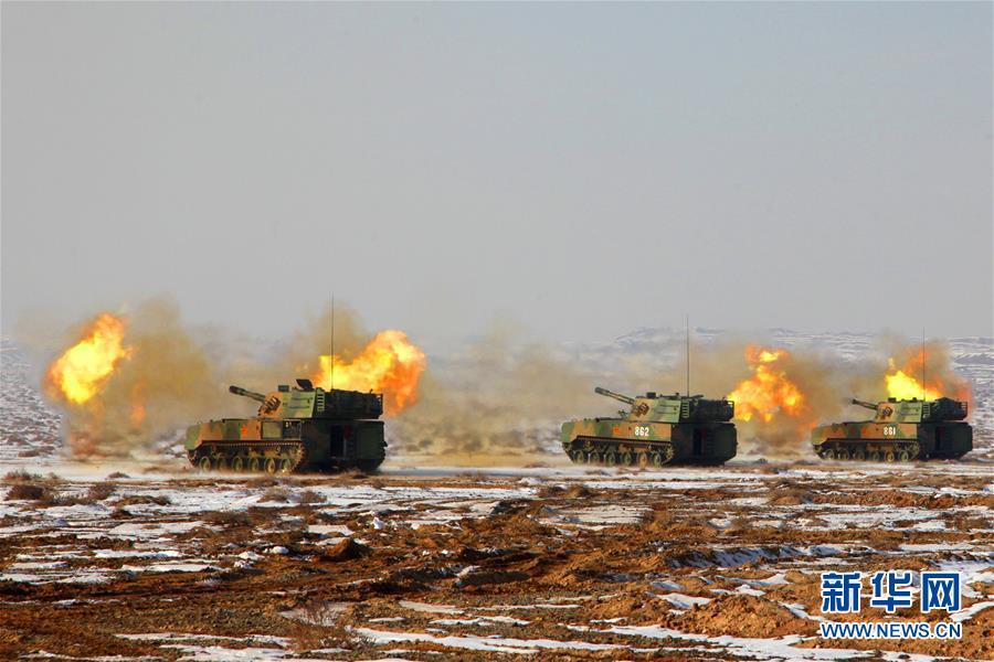 (新华全媒头条·图文互动)(1)中国军队2019:强军兴军再出发