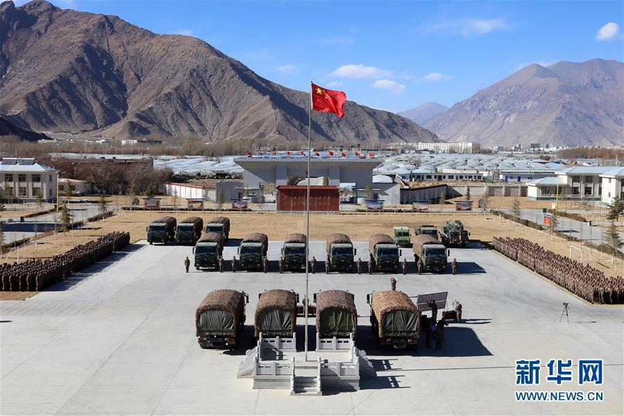 (新华全媒头条·图文互动)(2)中国军队2019:强军兴军再出发