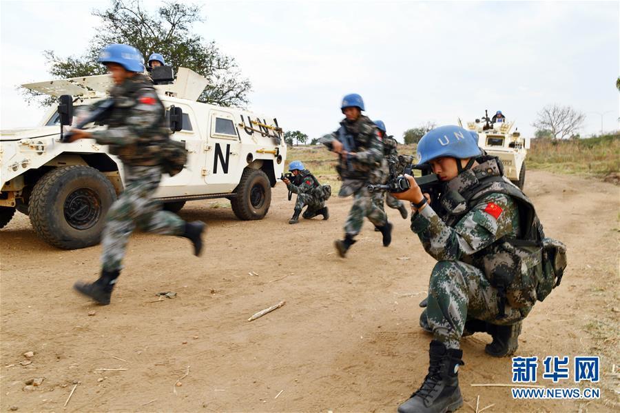 (新华全媒头条·图文互动)(4)中国军队2019:强军兴军再出发