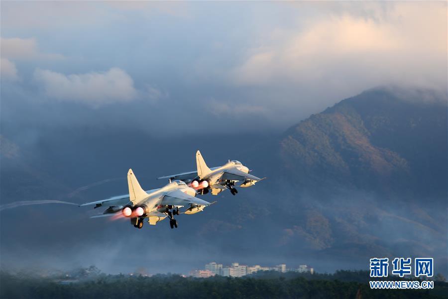 (新华全媒头条·图文互动)(8)中国军队2019:强军兴军再出发